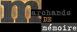 Logo Marchands de mémoire
